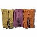 6月入荷予約商品 RULER(ルーラー) ショーツPIGMENT-DYE SWEAT SHORTS(Orange, Plum, Olive Green) ●PNT RULER2019夏
