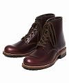 CRIMIE(クライミー) 編み上げコンバットブーツTHE LACE UP COMBAT BOOTS(BURGUNDY) %ACC CRIMIE2019定番