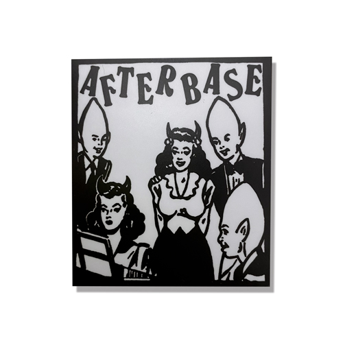 afterbase x PUTS Special Collaboration ステッカーパック STICKER PACK